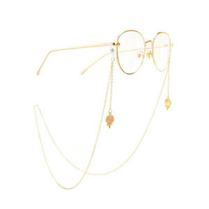 Lollypop Pendant Neck Chain Holder Eyeglass